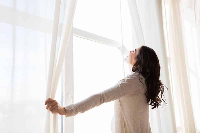 Fönster kvalietet och hantverk, Kronfönster