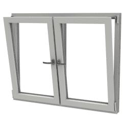 Polaris öppningsbart fönster 2-luft PVC