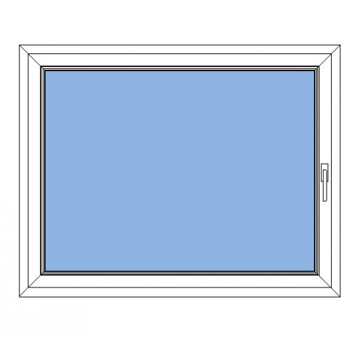 Avans Underhängt fönster 1-luft
